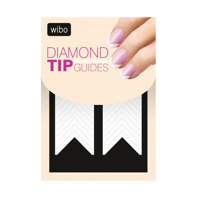 Diamond Manicure naklejki french
